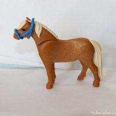 Playmobil: PLAYMOBIL MEDIEVAL ANIMAL PONY CABALLO GRANJA. Lote 188635506
