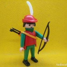 Playmobil: PLAYMOBIL CAZADOR MEDIEVAL, ARQUERO. Lote 189122081