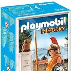 Playmobil: PLAYMOBIL EN EXCLUSIVA ATENEA 9150! DIOSES. GRECIA NUEVO EN SU CAJA. Lote 189544220