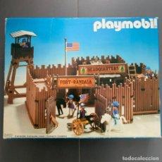 Playmobil: LOTE PLAYMOBIL FORT RANDALL REF. 3419. Lote 190108751