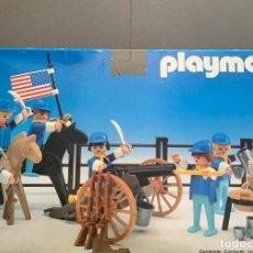 Playmobil: PLAYMOBIL REF 3928 DIFICIL LOTE DE SOLDADOS SUREÑOS. Lote 190109416