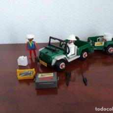Playmobil: FAMOBIL 3532. JEEP SAFARI. Lote 191094047