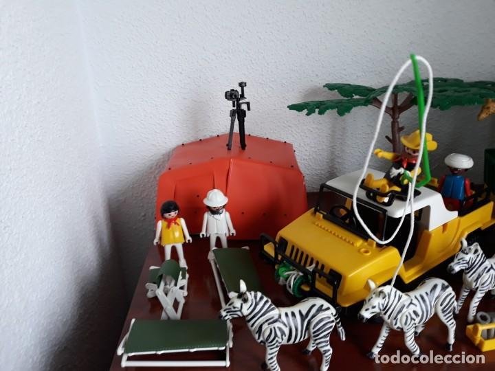Playmobil: Famobil 3189. Campamento Safari - Foto 2 - 191708840