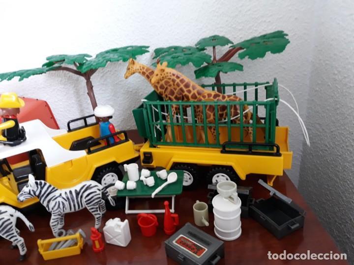 Playmobil: Famobil 3189. Campamento Safari - Foto 3 - 191708840