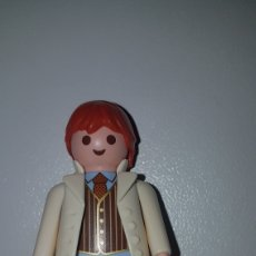 Playmobil: PLAYMOBIL PADRINO NOVIO BODA INVITADO MUÑECO COLECCIÓN. Lote 191749886