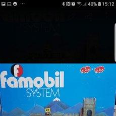 Playmobil: CASTILLO DE FAMOBIL 1977 APROX. Lote 191858801