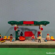 Playmobil: PLAYMOBIL-4382-ANDEN-TREN-ESTACION. Lote 191867943
