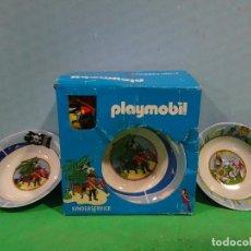 Playmobil: PLAYMOBIL-SET DE PLATOS Y JARRA PARA NIÑOS-PORCELANA-NUEVO. Lote 191868158