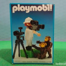 Playmobil: PLAYMOBIL-3364-SAFARI-SELVA-FOTOGRAFO-MONOS. Lote 191871678