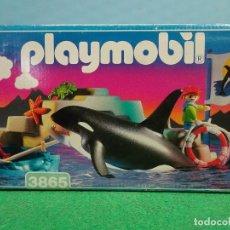 Playmobil: PLAYMOBIL-3865-ORCA-. Lote 191872013