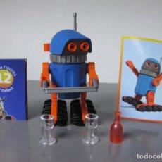 Playmobil: PLAYMOBIL SERIE 1 THE MOVIE SOBRE SORPRESA ROBOTITRON NUEVO A ESTRENAR ABIERTO PARA COMPROBAR PIEZAS. Lote 231806875