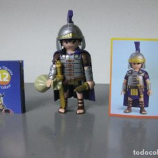 Playmobil: PLAYMOBIL SERIE 1 THE MOVIE SOBRE SORPRESA ROMANO NUEVO A ESTRENAR ABIERTO PARA COMPROBAR PIEZAS. Lote 192054846