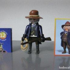 Playmobil: PLAYMOBIL SERIE 1 THE MOVIE SOBRE SORPRESA SHERIFF NUEVO A ESTRENAR ABIERTO PARA COMPROBAR PIEZAS. Lote 209641961