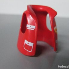 Playmobil: PLAYMOBIL CHALECO RECAMBIO BOLSILLOS ROJO. Lote 192095467