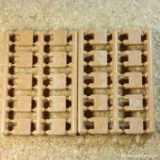 Playmobil: PLAYMOBIL 20 PIEZAS PARA STECK, CASTILLO CASA GRANJA MEDIEVAL. Lote 207149575