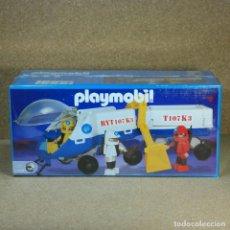 Playmobil: PLAYMOBIL 1-3559 CON CAJA, NAVE EXCAVADORA ESPACIAL ESPACIO SPACE PLAYMOSPACE. Lote 193453646