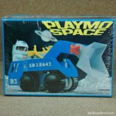 Playmobil: PLAYMOBIL ESPACIO 3557, EXCAVADORA VEHÍCULO ESPACIAL PLAYMOSPACE SPACE. Lote 193453662
