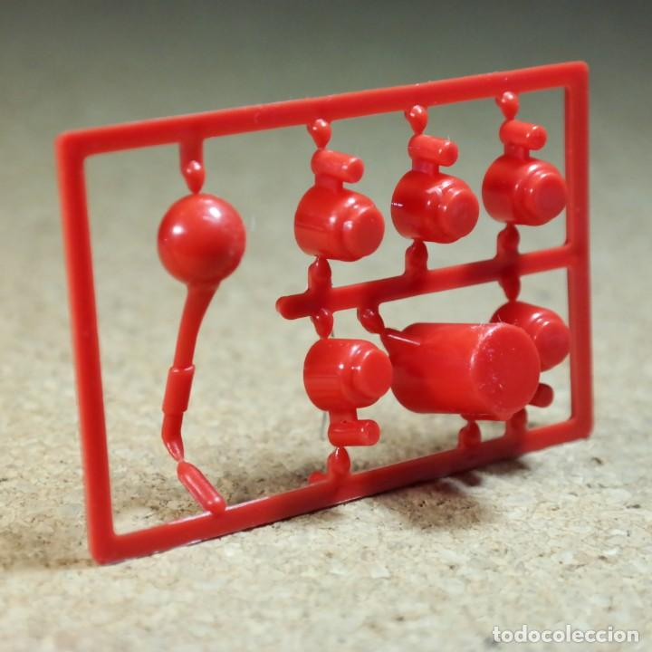 Playmobil: Playmobil tazas jarra y cucharon rojos, casa western lejano oeste cocina utensilios - Foto 3 - 194255137