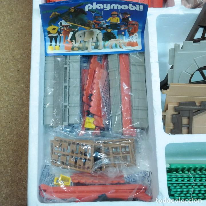 Playmobil: Playmobil 3556 completo con caja, granja medieval steck oeste western animales casa - Foto 3 - 194255470