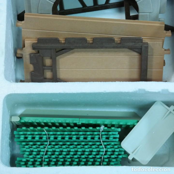Playmobil: Playmobil 3556 completo con caja, granja medieval steck oeste western animales casa - Foto 5 - 194255470