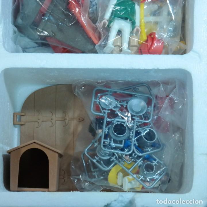 Playmobil: Playmobil 3556 completo con caja, granja medieval steck oeste western animales casa - Foto 6 - 194255470