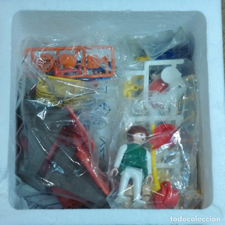 Playmobil: Playmobil 3556 completo con caja, granja medieval steck oeste western animales casa - Foto 7 - 194255470