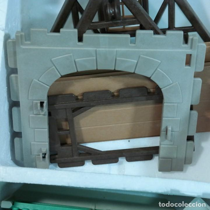 Playmobil: Playmobil 3556 completo con caja, granja medieval steck oeste western animales casa - Foto 11 - 194255470