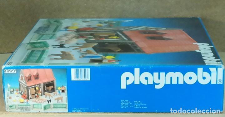 Playmobil: Playmobil 3556 completo con caja, granja medieval steck oeste western animales casa - Foto 15 - 194255470