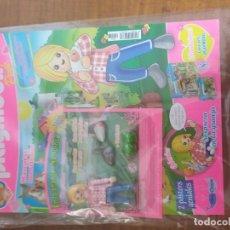 Playmobil: PLAYMOBIL TU REVISTA Nº 23 -- JUGUETE CAMPESINA EN LA GRANJA. Lote 194290458