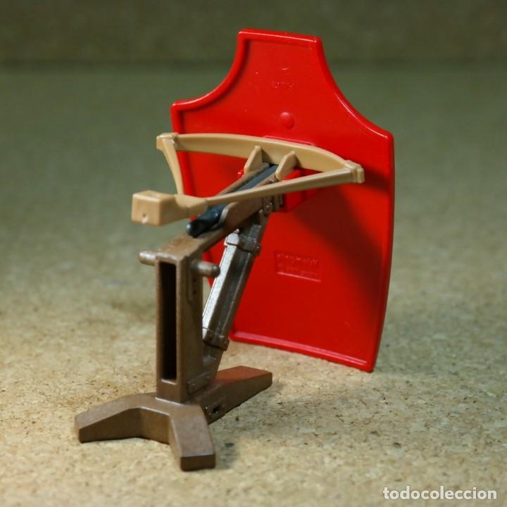Playmobil: Playmobil ballesta medieval, lobo castillo armas arma - Foto 2 - 194357735