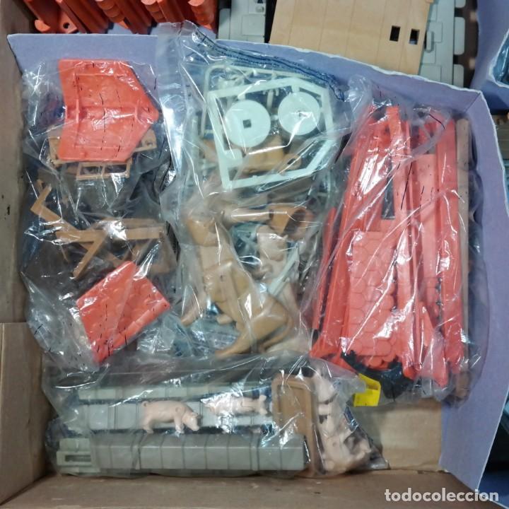 Playmobil: Playmobil 3556 Antex completo con caja, granja animales casa steck (versión con cigüeñas) - Foto 2 - 194357916