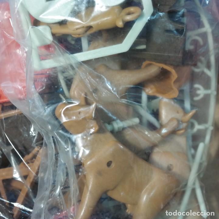 Playmobil: Playmobil 3556 Antex completo con caja, granja animales casa steck (versión con cigüeñas) - Foto 5 - 194357916