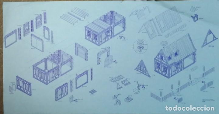 Playmobil: Playmobil 3556 Antex completo con caja, granja animales casa steck (versión con cigüeñas) - Foto 13 - 194357916