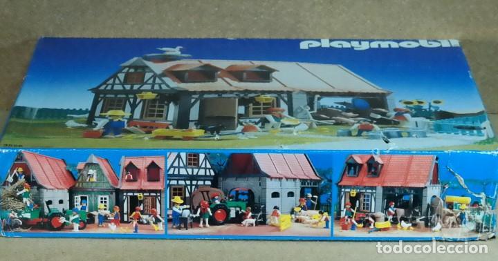 Playmobil: Playmobil 3556 Antex completo con caja, granja animales casa steck (versión con cigüeñas) - Foto 16 - 194357916