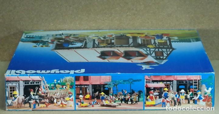 Playmobil: Playmobil 3556 Antex completo con caja, granja animales casa steck (versión con cigüeñas) - Foto 17 - 194357916