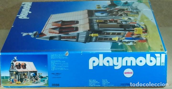 Playmobil: Playmobil 3556 Antex completo con caja, granja animales casa steck (versión con cigüeñas) - Foto 18 - 194357916