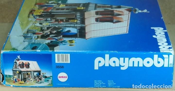 Playmobil: Playmobil 3556 Antex completo con caja, granja animales casa steck (versión con cigüeñas) - Foto 19 - 194357916