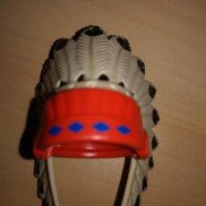 Playmobil: PLAYMOBIL - GORRO JEFE INDIO. Lote 194360956