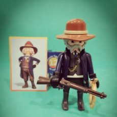 Playmobil: PLAYMOBIL THE MOVIE SERIE 1 SHERIFF. OESTE. Lote 194488105