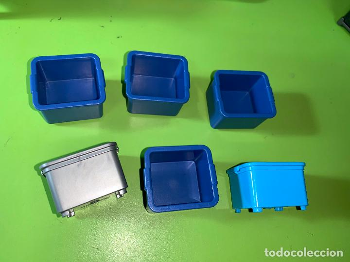 CAJA AZULES COMPRA (Juguetes - Playmobil)