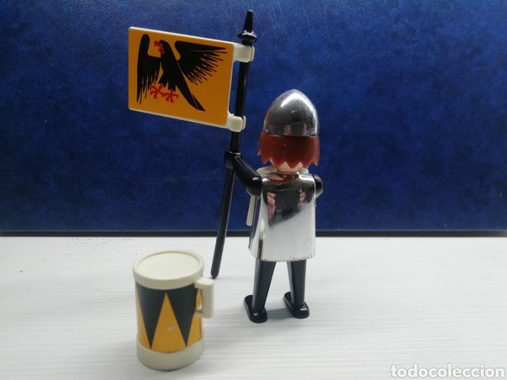 Playmobil: Figura Playmobil - Famobil.. Ref - 3332..Difícil... Medieval...Geobra 1974.. - Foto 2 - 194537025