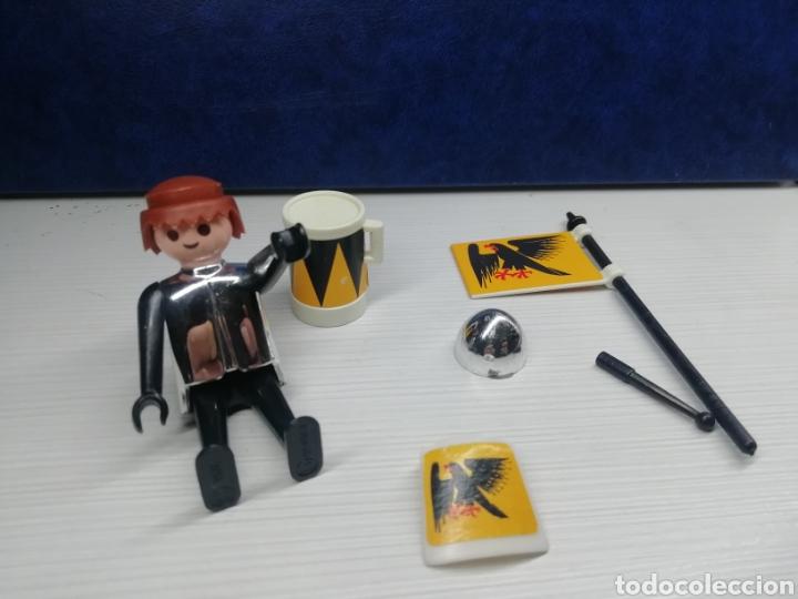 Playmobil: Figura Playmobil - Famobil.. Ref - 3332..Difícil... Medieval...Geobra 1974.. - Foto 3 - 194537025