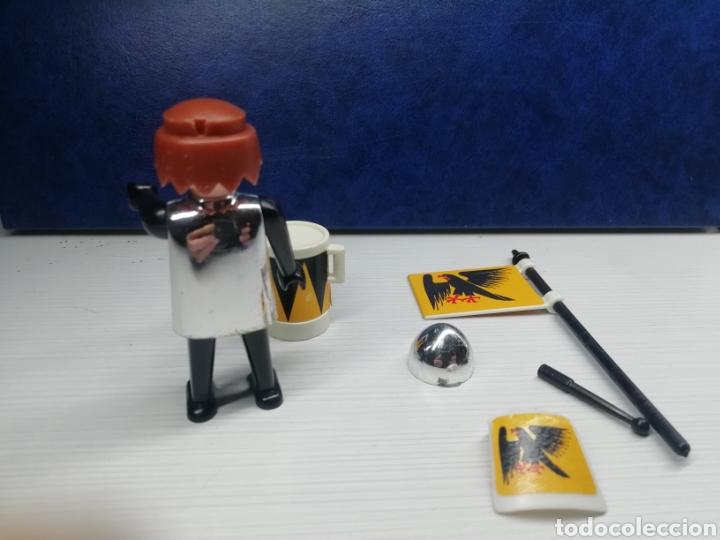 Playmobil: Figura Playmobil - Famobil.. Ref - 3332..Difícil... Medieval...Geobra 1974.. - Foto 4 - 194537025