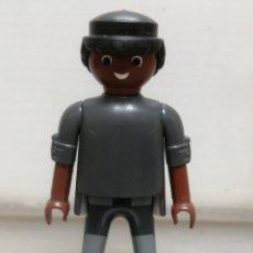 Playmobil: FIGURA MUÑECO PLAYMOBIL NEGRO 1997 GEOBRA . Lote 194542797