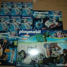 Playmobil: LOTE DE 9 CAJAS NUEVAS PLAYMOBIL SIN ABRIR. Lote 194543435