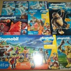 Playmobil: LOTE DE 8 CAJAS NUEVAS PLAYMOBIL SIN ABRIR. Lote 194543518