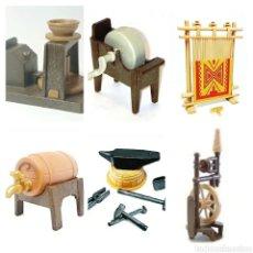 Playmobil: ACCESORIOS DE BELÉN PLAYMOBIL. OFICIOS. MEDIEVAL. Lote 194599633