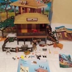 Playmobil: PLAYMOBIL 4826 COMPLETO REFUGIO ANIMALES. Lote 194617452