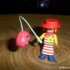 Playmobil: FIGURA PLAYMOBIL ESPECIAL 4566 - NIÑO PAYASO- CON GLOBO. Lote 194619875