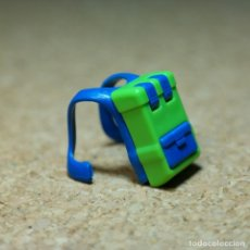 Playmobil: PLAYMOBIL MOCHILA PARA ADULTO, CAMPAMENTO EXPEDICIÓN TURISTA ACCESORIOS. Lote 194646815